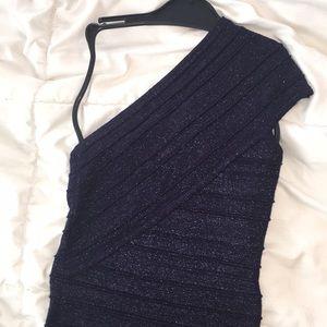 Dresses & Skirts - gorgeous one shoulder dress